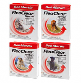 Bob Martin Dog Flea Clear Spot On